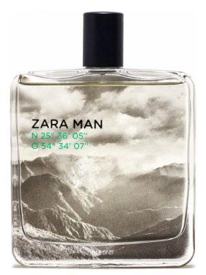 Zara Man N 25º 36' 05'' O 54º 34' 07'' Zara für Männer