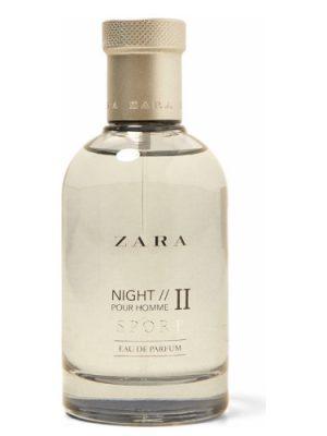 Zara Night Pour Homme II Sport Zara für Männer