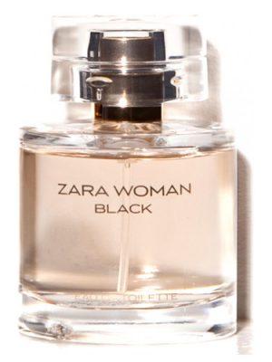 Zara Woman Black Eau de Toilette Zara für Frauen
