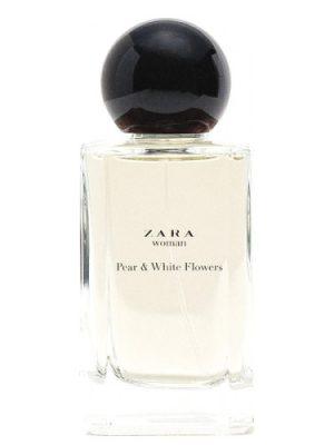 Zara Woman Pear & White Flowers Zara für Frauen