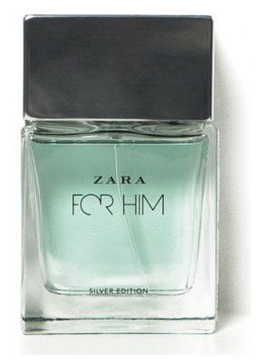 Zara for Him Silver Edition Zara für Männer