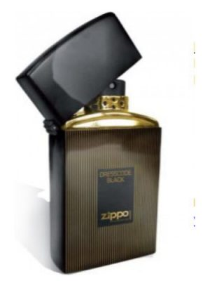 Zippo Dresscode Black Zippo Fragrances für Männer