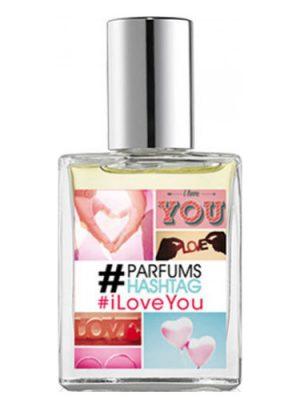 #iloveYou #Parfum Hashtag für Frauen